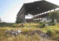 Área do Estaleiro Só atualmente
