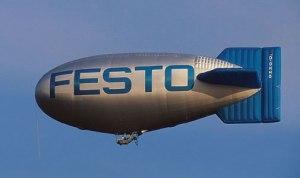 Balão da Festo estará em Porto Alegre no final de novembro