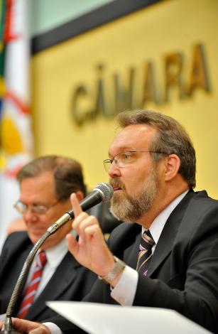Ricardo Gothe na Câmara