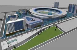 Estádio Olímpico pode ser remodelado