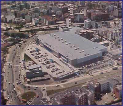 Loja do Carrefour no Passo D' Areia