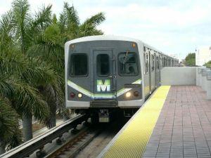 Miami Metro Train