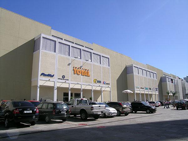 Shopping Total na mira do Zaffari
