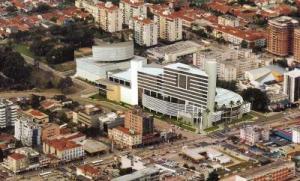 Alto-Norte Shopping, na área da antiga fábrica da Matarazzo