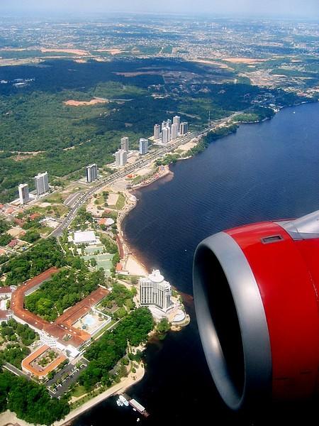 Ponta Negra, Manaus