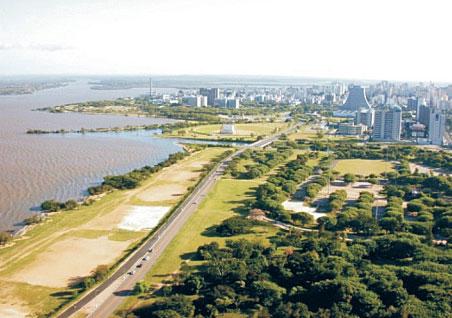 Aterro da Praia de Belas - Porto Alegre