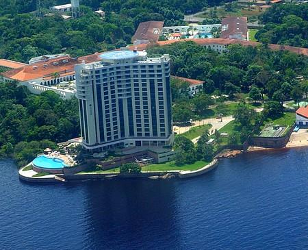 Hotel em Manaus, na Ponta Negra
