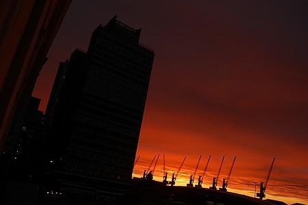 Pôr-do-Sol no Cais do Porto - © Gilberto Simon