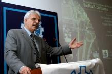 Secretário Clóvis Magalhães esteve emBrasília para lutar pelos Portais e Socioambiental (Ricardo Giusti / PMPA)