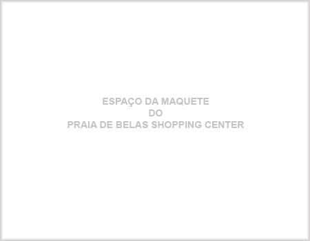 Maquete Praia de Belas Shopping Center (2009)