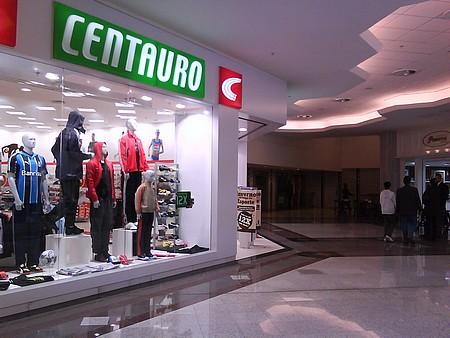 Centauro no Bourbon Ipiranga - Foto Gilberto Simon