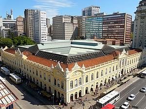 Mercado Público - Foto: Gilberto Simon