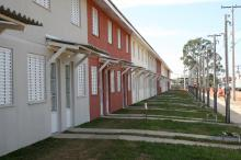 Loteamento terá 1.476 casas, escola, comércio, creche e posto de saúde. Foto: Luciano Lanes / PMPA