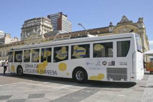 Ônibus percorrerá 37 bairros