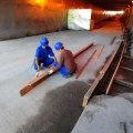 Asfalfo foi substituído por concreto em uma extensão de 150 metros - Genaro Joner Agencia RBS