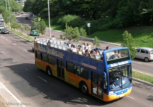 Linha Turismo - Foto: Gilberto Simon - Porto Imagem