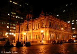 Prefeitura de Porto Alegre. Paço Municipal. Foto: Gilberto Simon