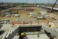 Novo estádio deve ser inaugurado no final de 2012  Crédito: Bruno Alencastro