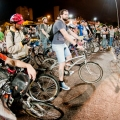 Ciclistas da Massa Crítica defendem o uso da bicicleta | Foto: Ramiro Furquim/Sul21