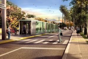 Estas estações do BRT ficarão prontas a tempo?