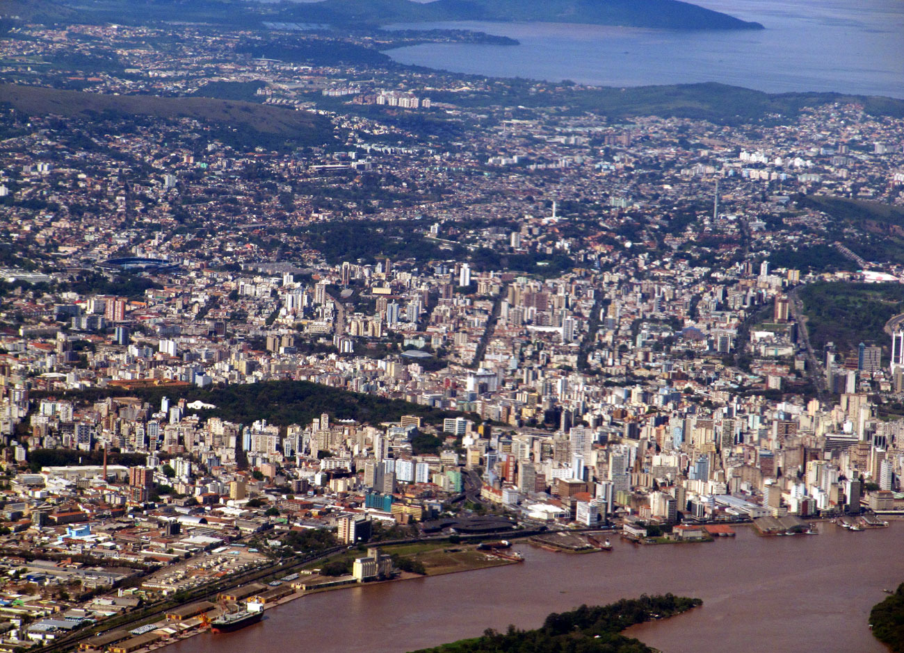 Uniart Artesanato Ribeirão Preto ~ Porto Alegre Aerial View (20)