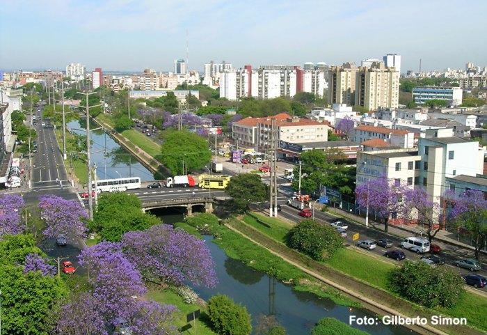 Plano para revitalizar Bacia do Dilúvio calcula investimento de R$ 500 milhões - Foto: Gilberto Simon - Porto Imagem
