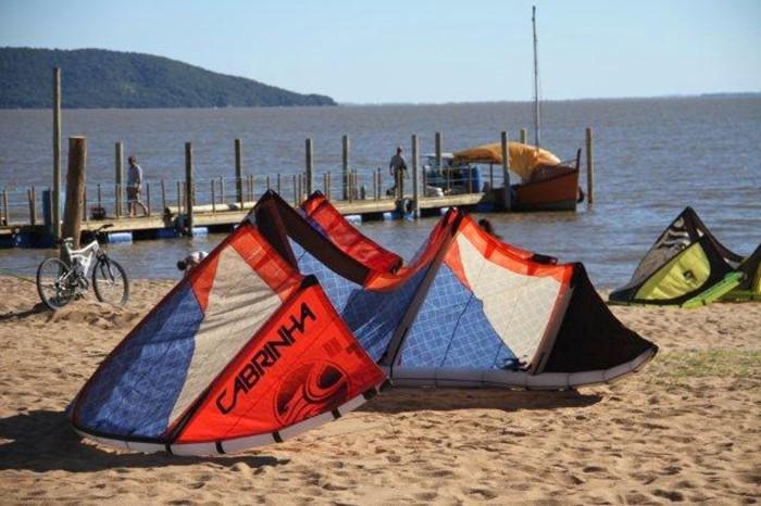 Píer é destinado a embarcações de passeio de pequeno e médio portes   Foto: Divulgação/PMPA