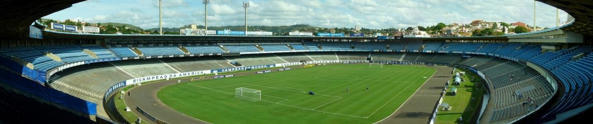 Estádio Olímpico Monumental - Foto: Gilberto Simon - Porto Imagem