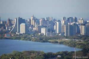 Porto Alegre é a 7ª no PIB. Foto: Gilberto Simon