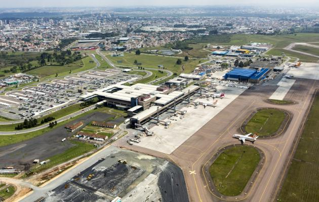 Aeroporto Internacional Afonso Pena - Foto: Portal da Copa - Governo Federal