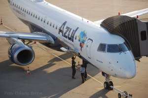 Azul terá 8 voos diários para Campinas. Foto: Gilberto Simon