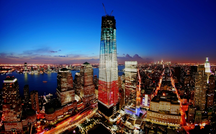 Freedom-Tower-at-sunset-Courtsey-of-Port-Authority-of-New-York-and-New-Jersey
