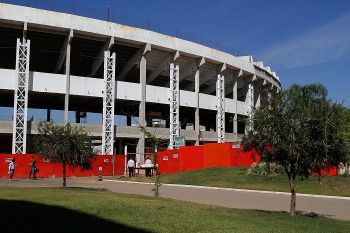 Encontro do Programa de Monitoramento de Estádios da Fifa//COL
