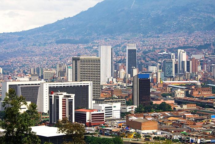Medellin-City-Colombia