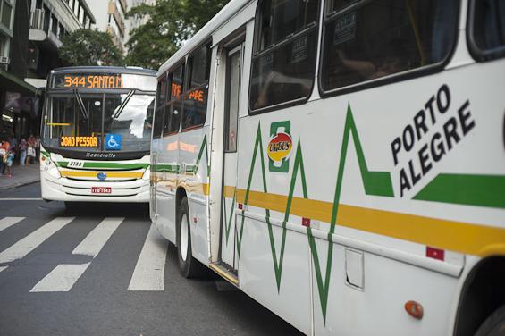 Relatório da inspeção em contas da EPTC apontaria irregularidades nos cálculos de tarifa para ônibus | Foto: Ramiro Furquim/Sul21