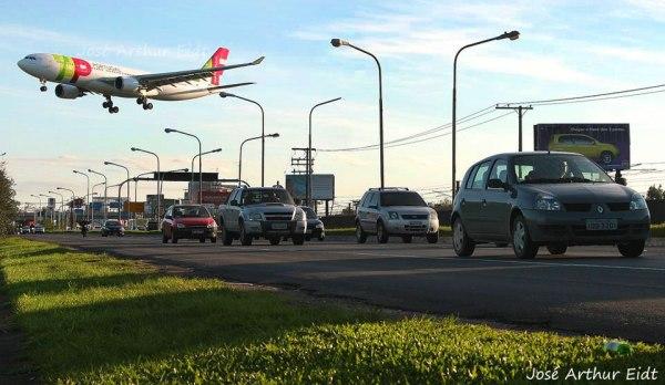 Porto Alegre - Lisboa direto pela TAP é um dos grandes sucessos do Salgado Filho. Foto: José Arthur Eidt