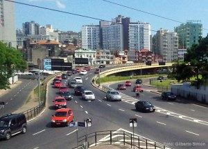 O problema dos táxis em Porto Alegre é sério. Foto: Gilberto Simon
