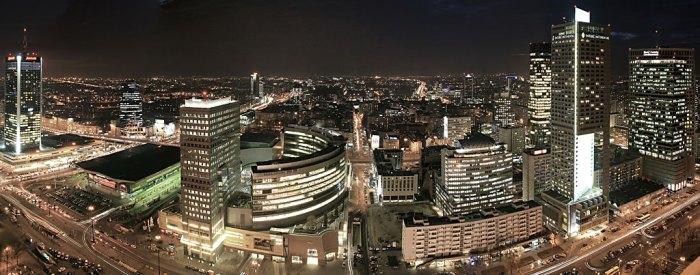 Warsaw_by_Night_by_minhdam