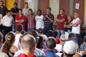 Comunidade conheceu os detalhes urbanísticos do novo loteamento. Foto: Ivo Gonçalves/PMPA