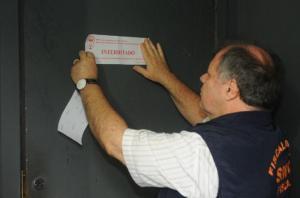 Prefeitura interdita mais quatro casas noturnas em Porto Alegre  Crédito: Tarsila Pereira