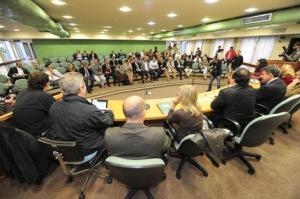 GT será formado por representantes de entidades, Executivo e vereadores. Foto: Tonico Alvares