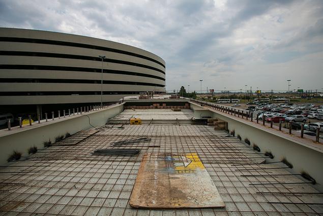 Aeroporto Salgado Filho: uma obra ainda está na fase de projeto (crédito: Infraero/Divulgação)