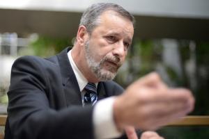 Presidente do COMTU critica postura do conselheiro da CUT-RS, Luís Afonso Martins   Foto: Bernardo Jardim Ribeiro/Sul21