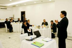 Dados foram apresentados durante lançamento Boletim Estatístico Municipal  Foto: Samuel Maciel/PMPA
