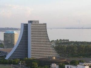 Centro Administrativo do RS é um dos prédios que deveriam ser interditados. Foto: Gilberto Simon