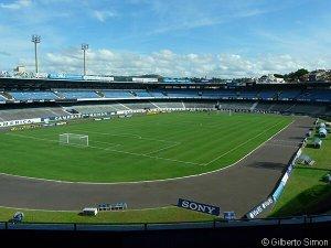 Estádio Olímpico  Foto: Gilberto Simon - Porto Imagem