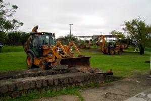 Área é fundamental para a infraestrutura de apoio da Copa do Mundo de 2014   Foto: Divulgação/PMPA