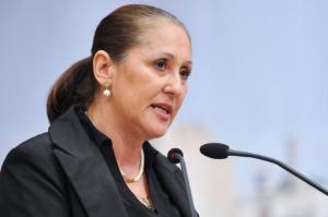 Vereadora Lourdes Sprenger (PMDB)