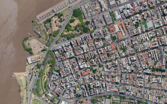 Imagem: GoogleMaps - Janeiro 2013