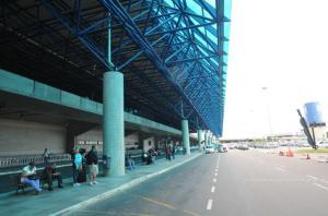 Pesquisa foi realizada com mais de 20 mil passageiros durante o primeiro trimestre de 2012  Crédito: Vinícius Roratto